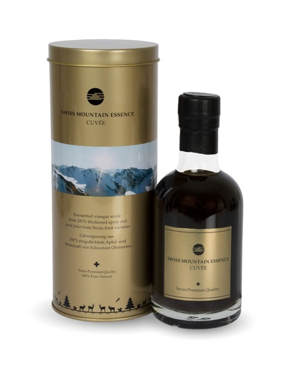 Swiss Mountain Essence Cuvée | Cuvée-Balsamico